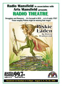 Sunday Radio Drama Poster